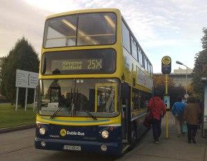 AV43 has arrived into Belfield as a euro-duty 25X