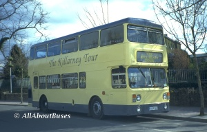 The Killarney Tour was operating with this double-decker in 1998